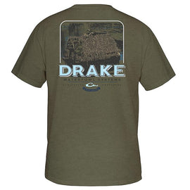 Drake Waterfowl Boat Blind T