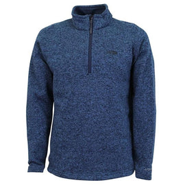 AFTCO Sumo 1/4 Zip Sweater Fleece Pullover