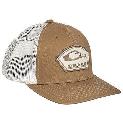 Drake Waterfowl Arch Patch Mesh Back Hat