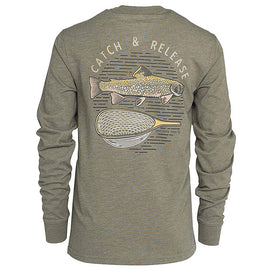 Southern Shirt Boy's Catch and Release LS Tee
