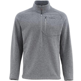 Simms Rivershed Fleece Sweater Quarter Zip