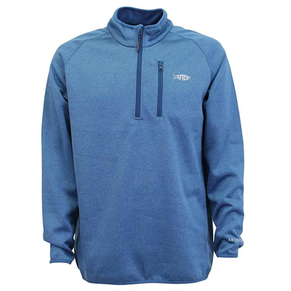 Aftco Vista Performance 1/4 Zip Fleece Pullover