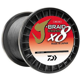 Daiwa J Braid X8 Grand Braided Fishing Line