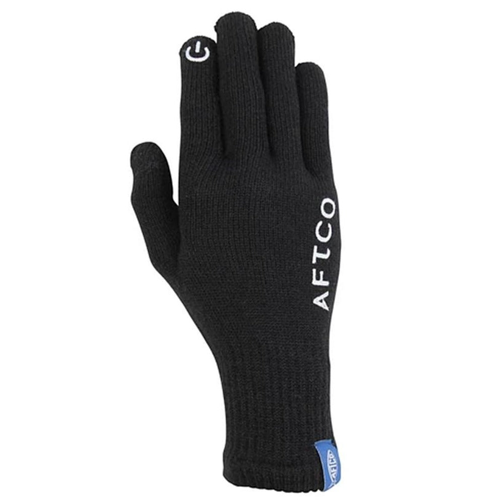 Aftco Warm Wool Merino Fishing Gloves