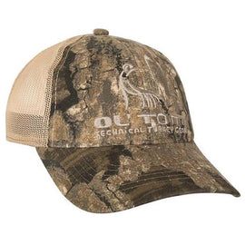 Drake Waterfowl Ol' Tom Mesh Back Camo Cap