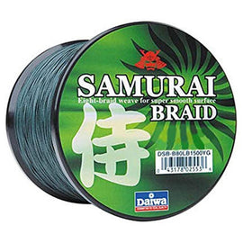Daiwa Samurai Braided Fishing Line 150
