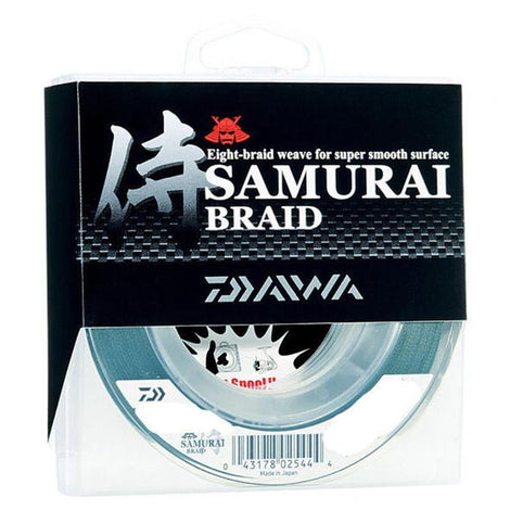 Daiwa Samurai Braided Fishing Line