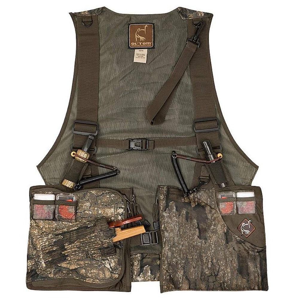 Drake Waterfowl Ol' Tom Time & Motion Essentials Vest 2.0