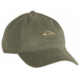 Drake Waterfowl Cotton Twill Logo Cap