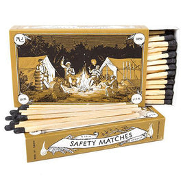 Mollyjogger Hearth Safety Matches