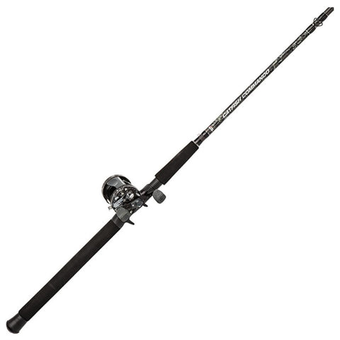Abu Garcia Catfish Commando Combo - Southern Reel Outfitters