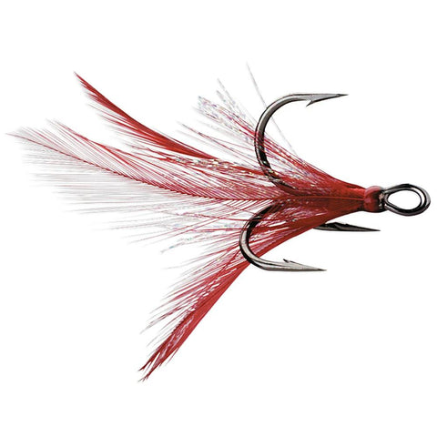 VMC X-Rap Tail Dressed Treble Hook