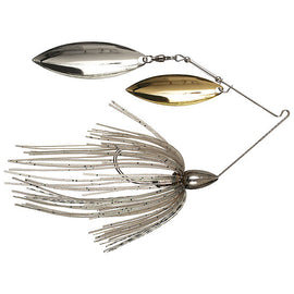 War Eagle Nickle Spinnerbait Double Willow