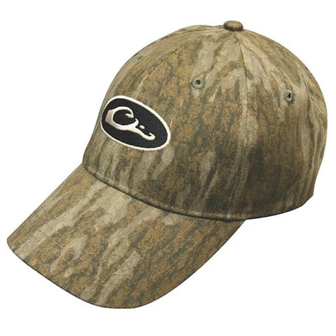 Drake Waterfowl Cotton Camo Hat