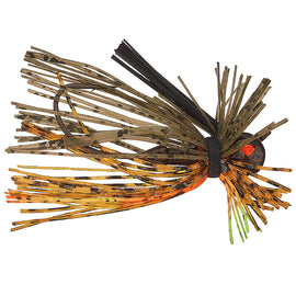 Jewel Bait Heavy Cover Finesse Football Jig 2-Pack