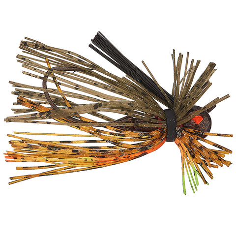 Jewel Heavy Cover Finesse Football Jig 2-Pack
