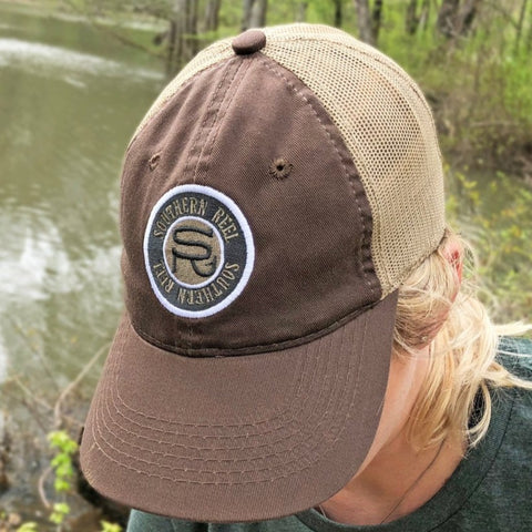 Southern Reel Outfitters Embroidered Hat