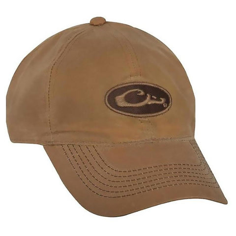 Drake Waterfowl Box Waxed Canvas Hat