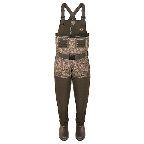 Drake Waterfowl Guardian Elite 6-Layer 4-in-1 Chest Wader