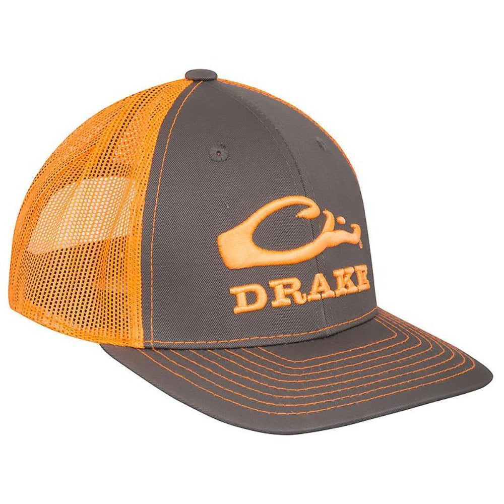 Drake Waterfowl Logo Mesh Hat