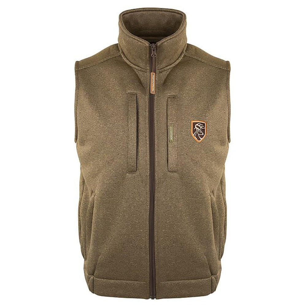 Drake Waterfowl Non-Typical Soft Shell Fleece Vest