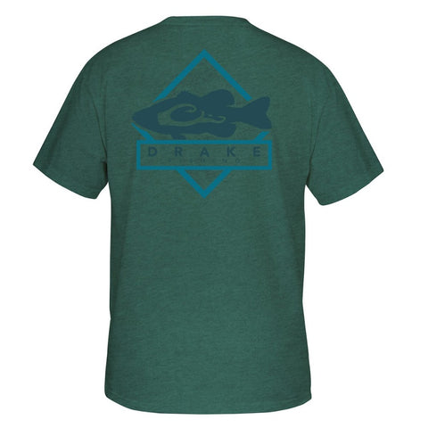 DRAKE Diamond Bass Tee S/S
