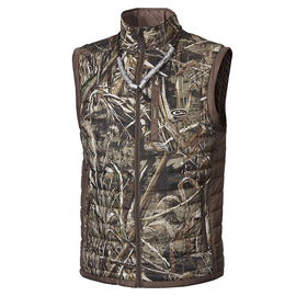 Drake Waterfowl MST Camo Synthetic Down 2-Tone Pac Vest