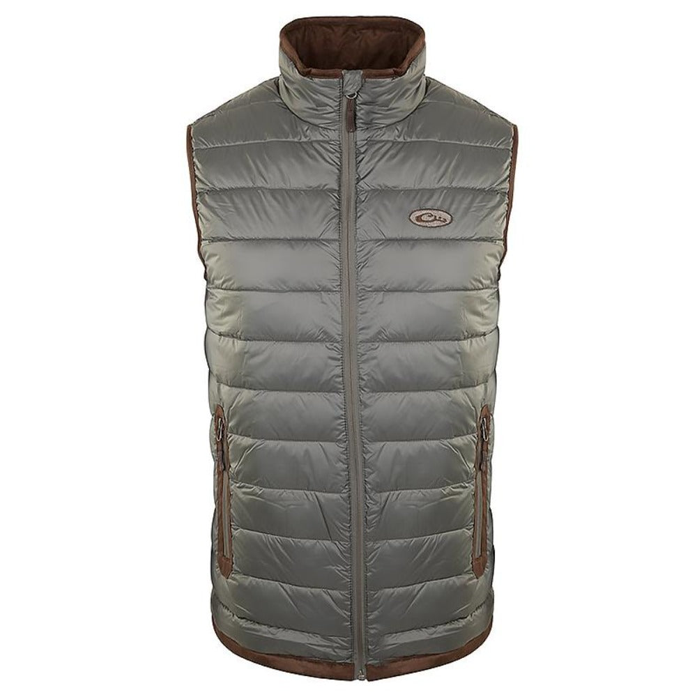 Drake Waterfowl Synthetic Double Down Vest - Southern Reel Outfitters