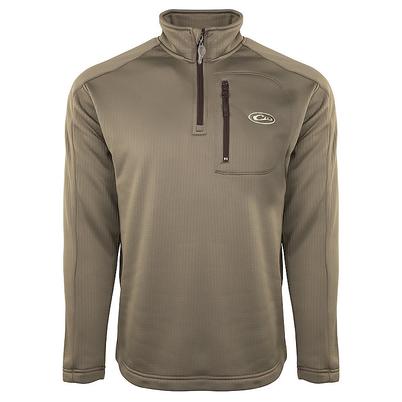 Drake Waterfowl MST BreatheLite 1/4 Zip Jacket - Southern Reel Outfitters
