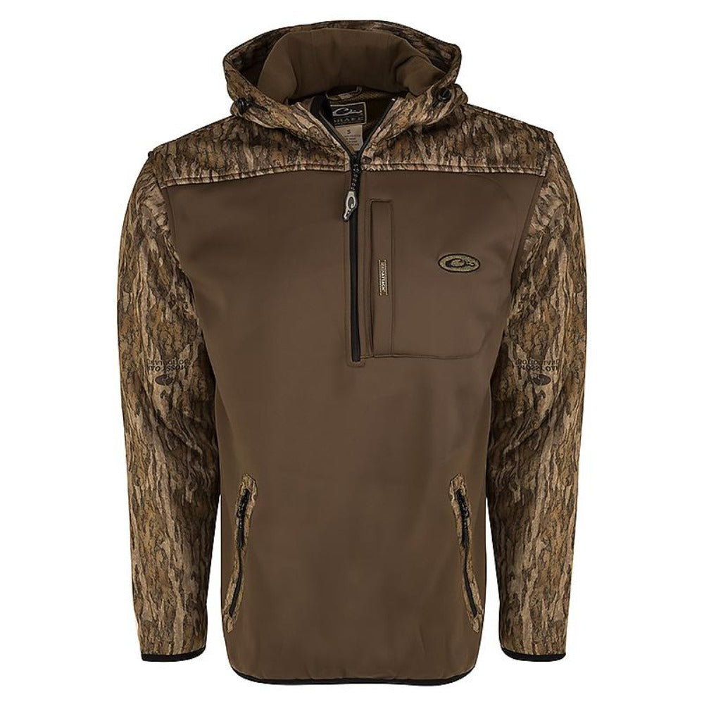 Drake Waterfowl MST Endurance Soft Shell Hoodie