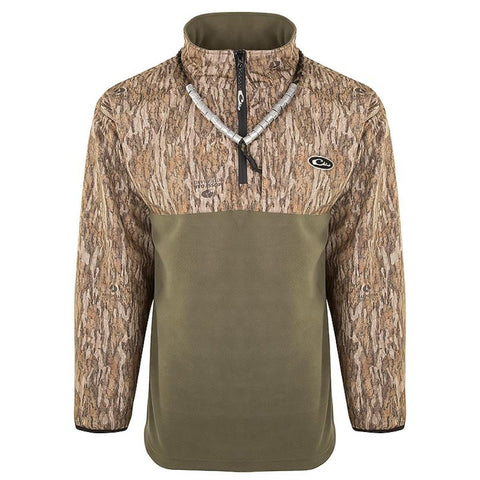 Drake Waterfowl 1/4 Zip Refuge Eqwader Pullover