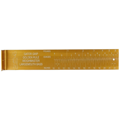 Gator Grip Golden Rule Measuring Boards - Southern Reel Outfitters