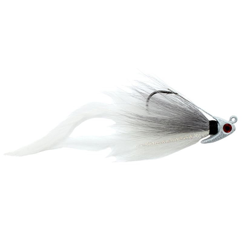 Jewel Bait Feather Shad Jig