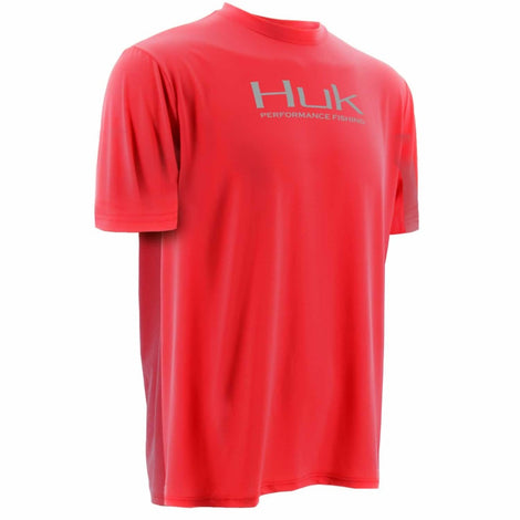 Huk Icon Short Sleeve Shirt