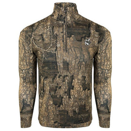 Drake Waterfowl  Ol' Tom Performance 1/4 Zip Pullover