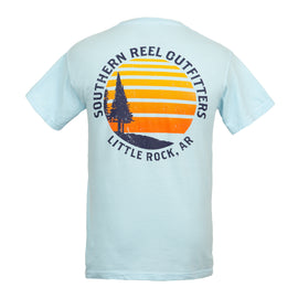 Southern Reel Outfitters Sunset T-Shirt