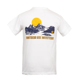 Southern Reel Outfitters Mountains SS T-Shirt