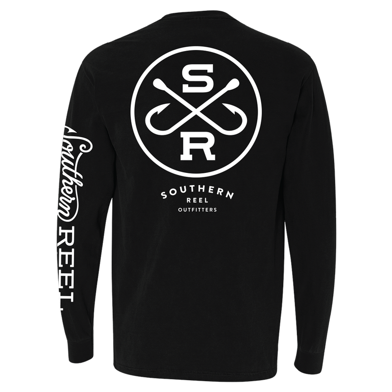 SRO COMFORT COLORS LONG SLEEVE POCKET TEE
