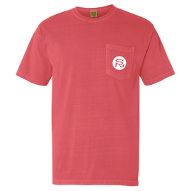 Southern Reel Outfitters Comfort Colors SS Pocket T-Shirt