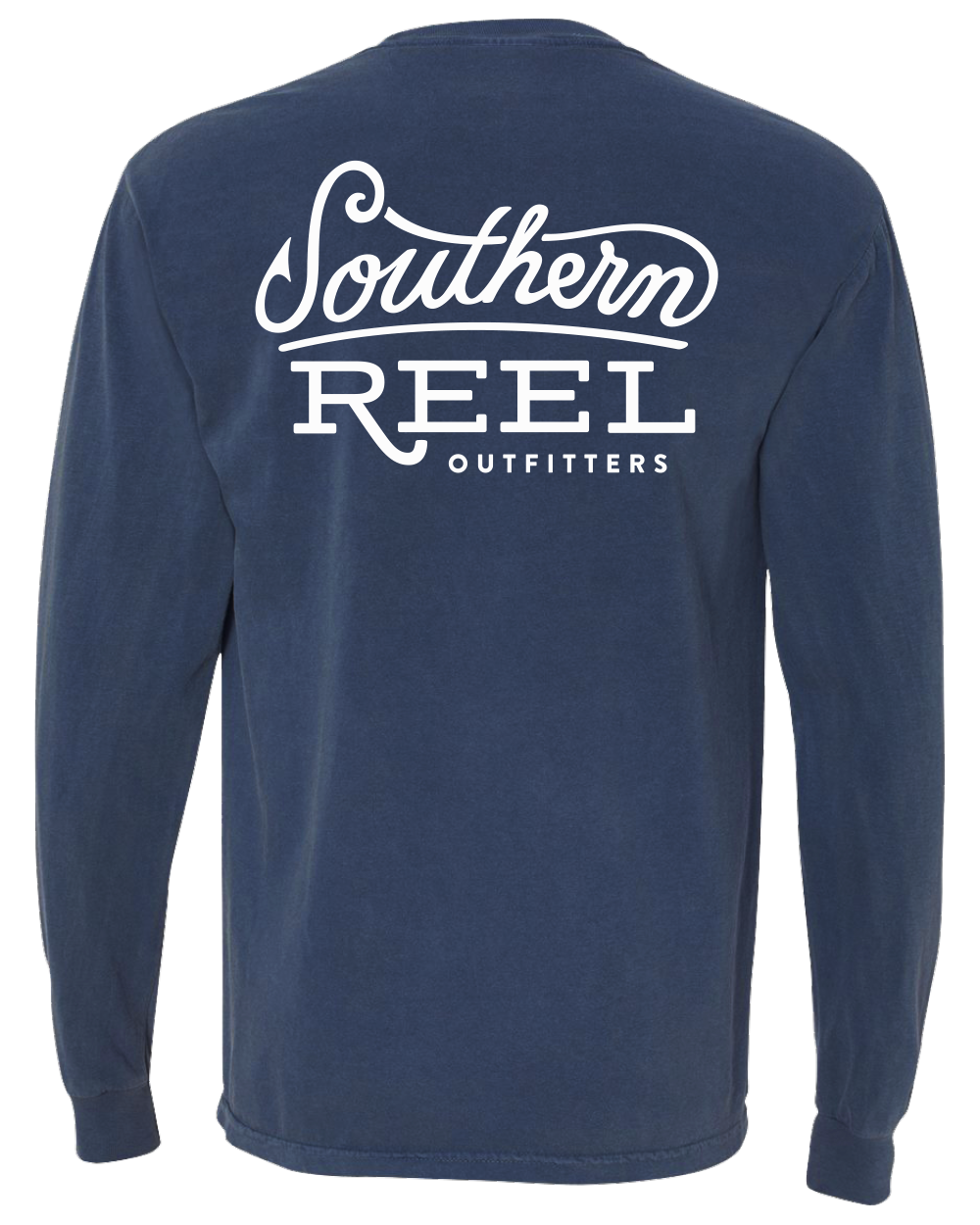 SOUTHERN REEL OUTFITTERS LOGO LONG SLEEVE TEE