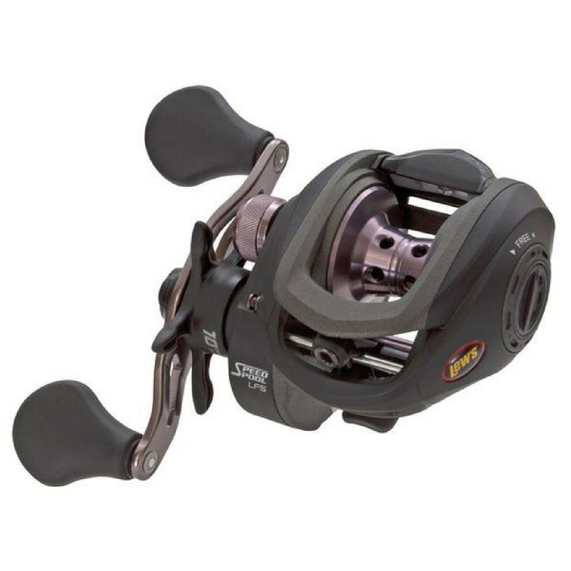 SPEED SPOOL LFS CASTING REEL SERIES 2019 RELAUNCH