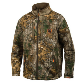 Drake Waterfowl Youth Silencer Full Zip Jacket With Agion Active Xl