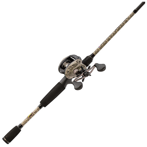 Lew's American Hero Camo Speed Spool Combo Rods & Reels