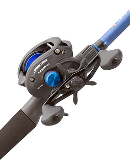Lew's American Hero Speed Spool Rod Reel Combo