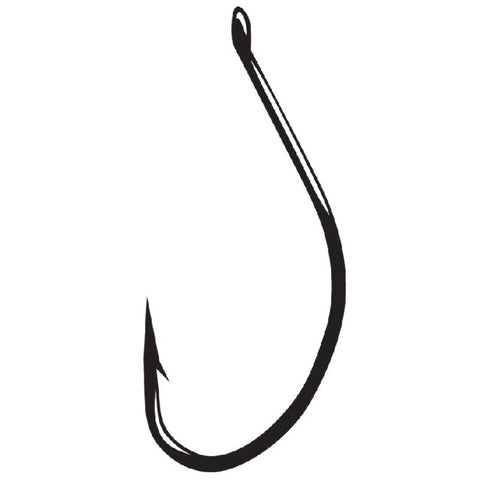 gamakatsu-split-shot-drop-shot-hooks-black