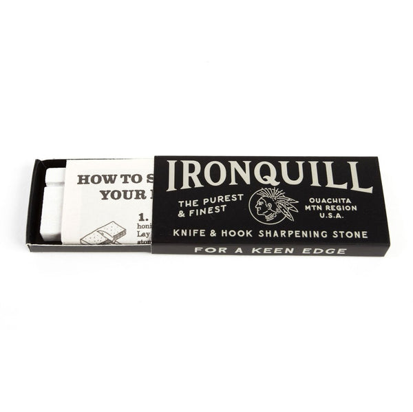 HOOK & KNIFE SHARPENING STONE