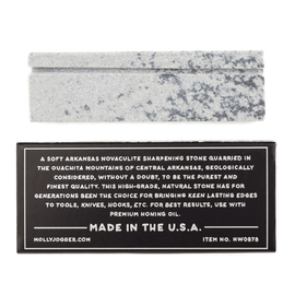 Mollyjogger Hook & Knife Sharpening Stone