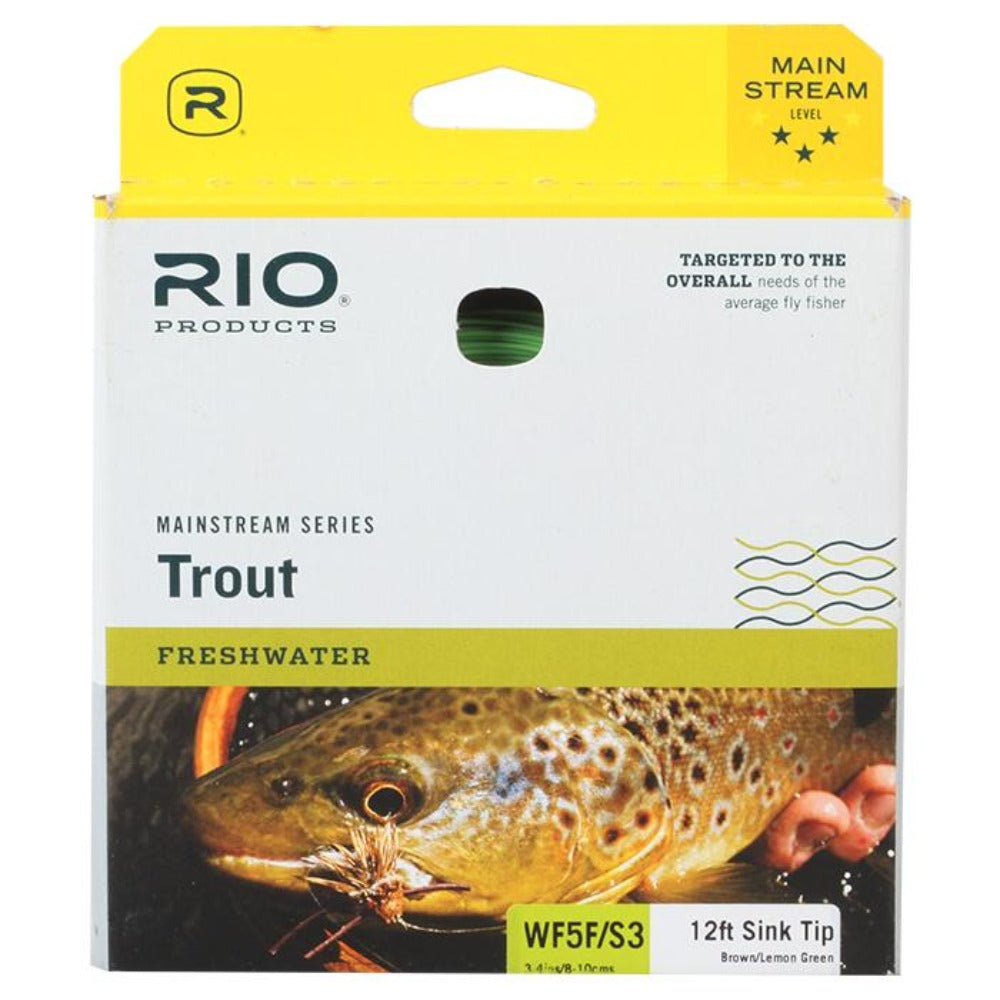 Rio Mainstream T3 Sinking Tip 12 Ft