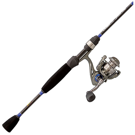 Lew's Laser Lite Speed Spin Rod Reel Combo