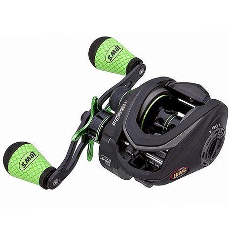 Lew's Mach II Speed Spool SLP Casting Reel